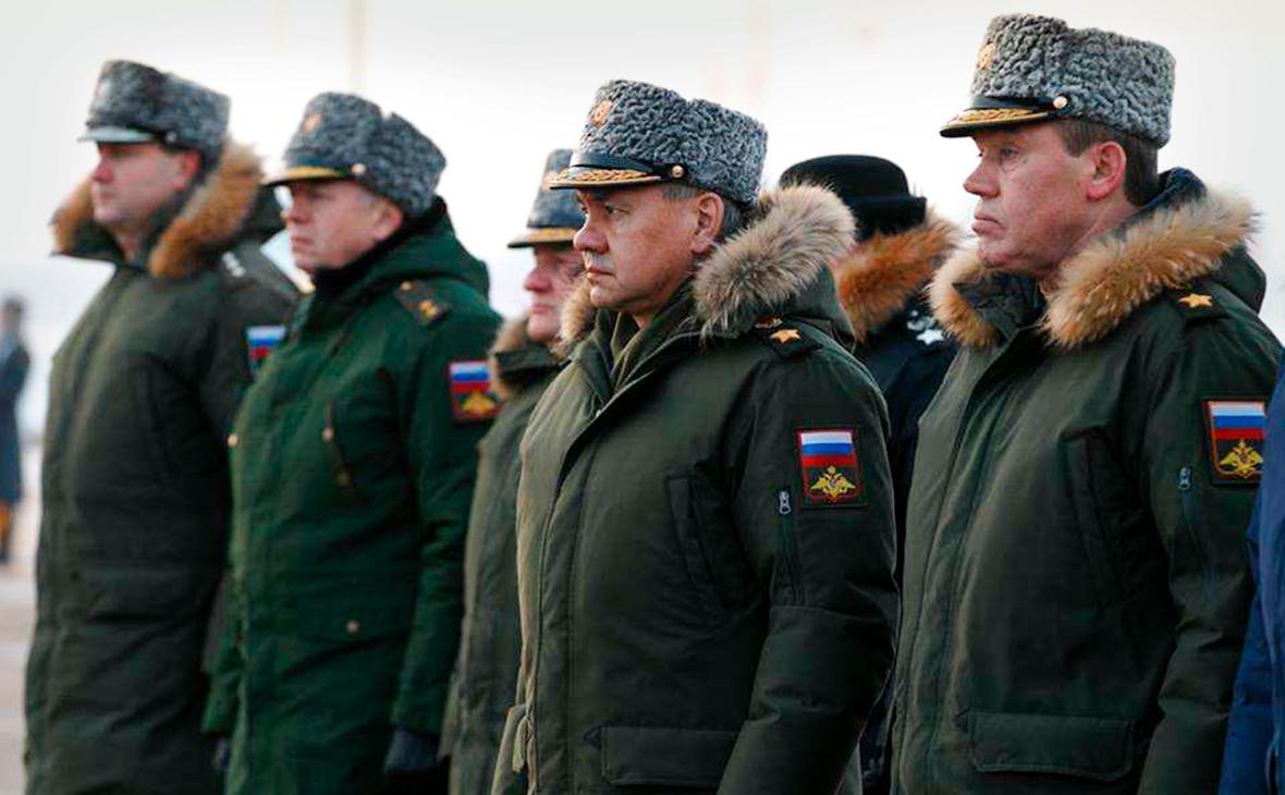 Фото:Вадим Савицкий / пресс-служба Минобороны РФ