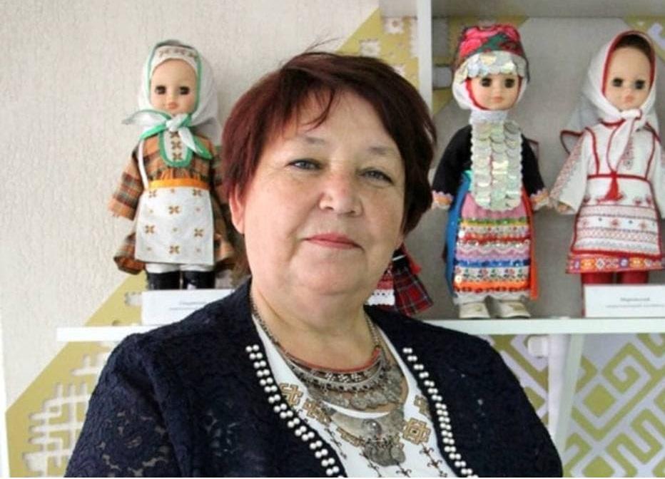зампредседателя Национально-культурной автономии марийцев РТ Людмила Мусихина