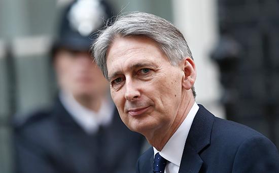 Министр иностранных дел Британии Филип Хаммонд
