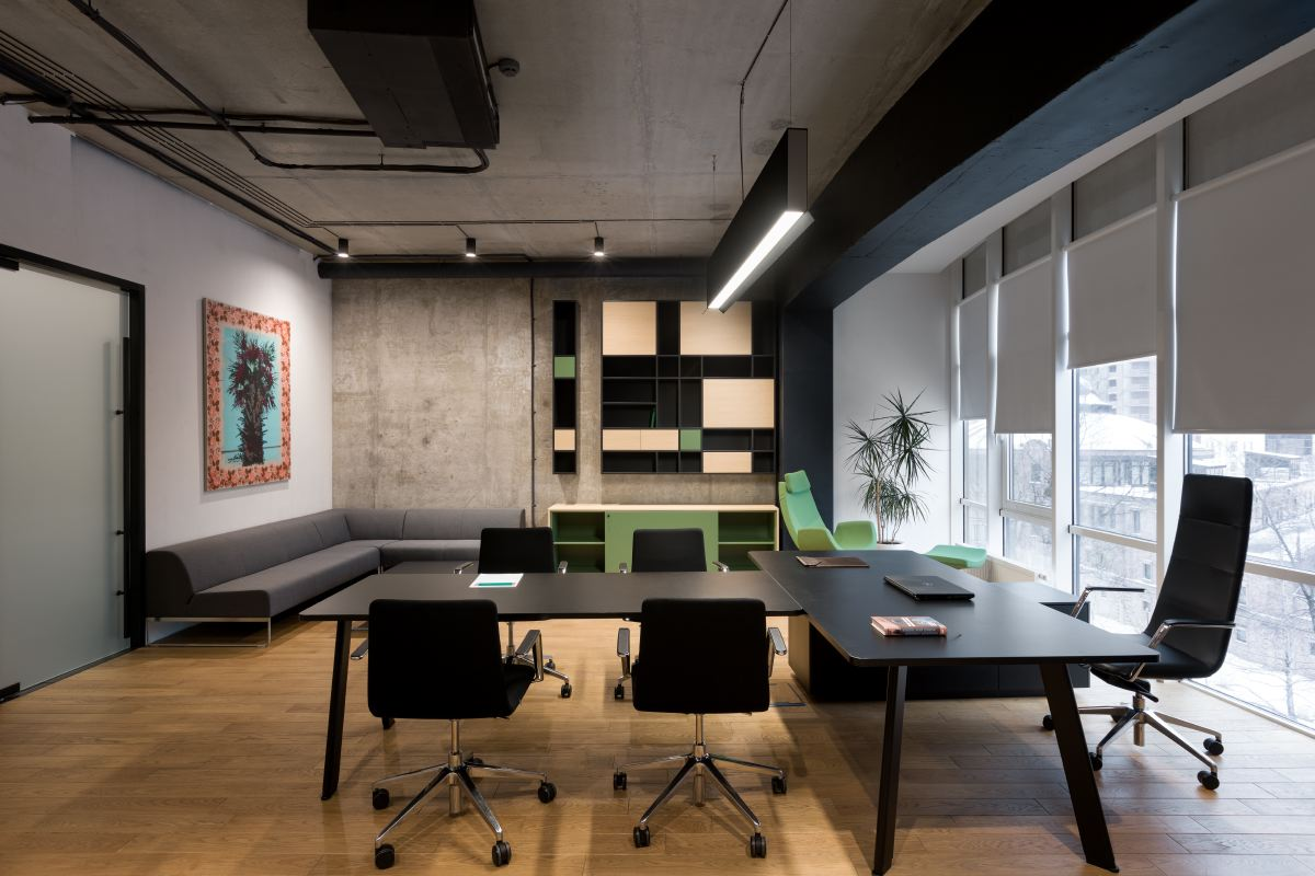 Фото:GrowUp / архитектурное бюро Agile Architect; Smart.Point / Monarch EurasiaГруппа компаний GT / Архитектурное бюро AVG