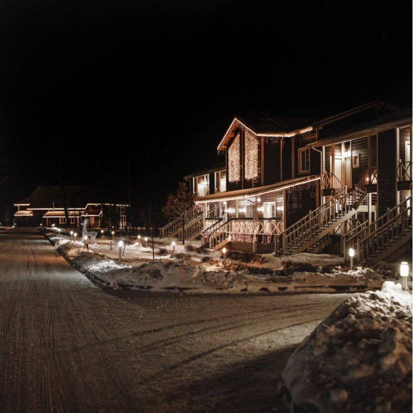 Отель растет за счет продажи земли под строительство арендных домов