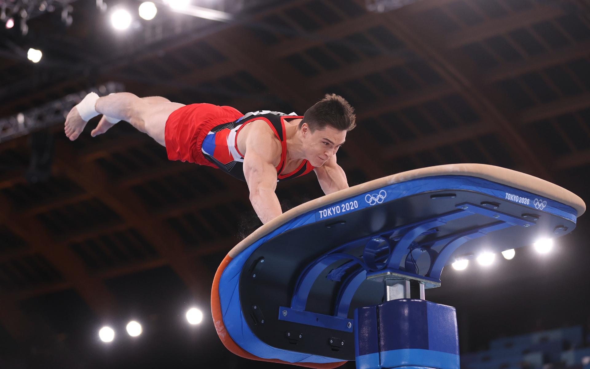 Фото: Никита Нагорный (Jamie Squire/Getty Images)