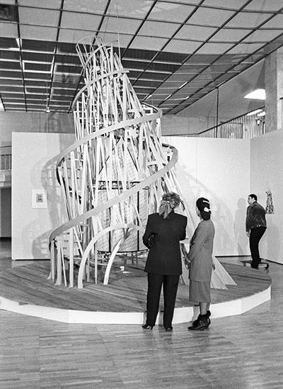 Выставка Татлина в Третьяковской галерее