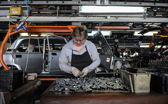 Работа на заводе АвтоВАЗа