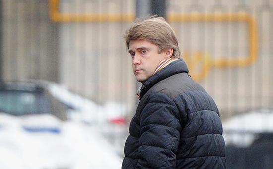 Бывший директор Фонда борьбы с коррупцией Владимир Ашурков