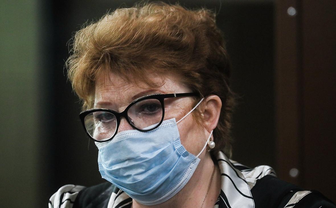 Нина Масляева,во время оглашения приговора в Мещанском суде