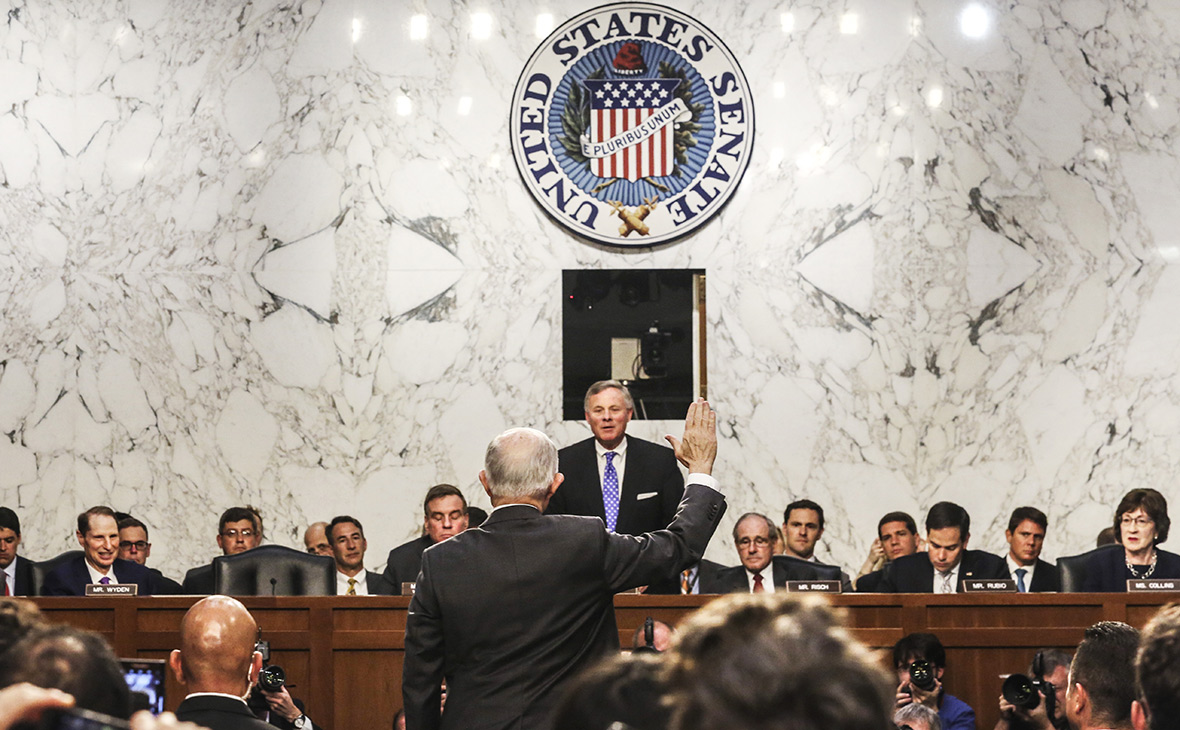 Фото: Jim Bourg / Reuters