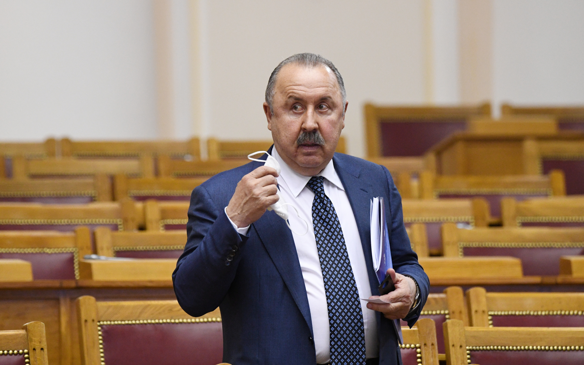 Фото: Валерий Газзаев (Алексей Даничев/POOL/ТАСС)