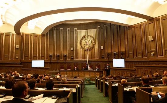 движения Президиум верховного суда московской области почувствовал