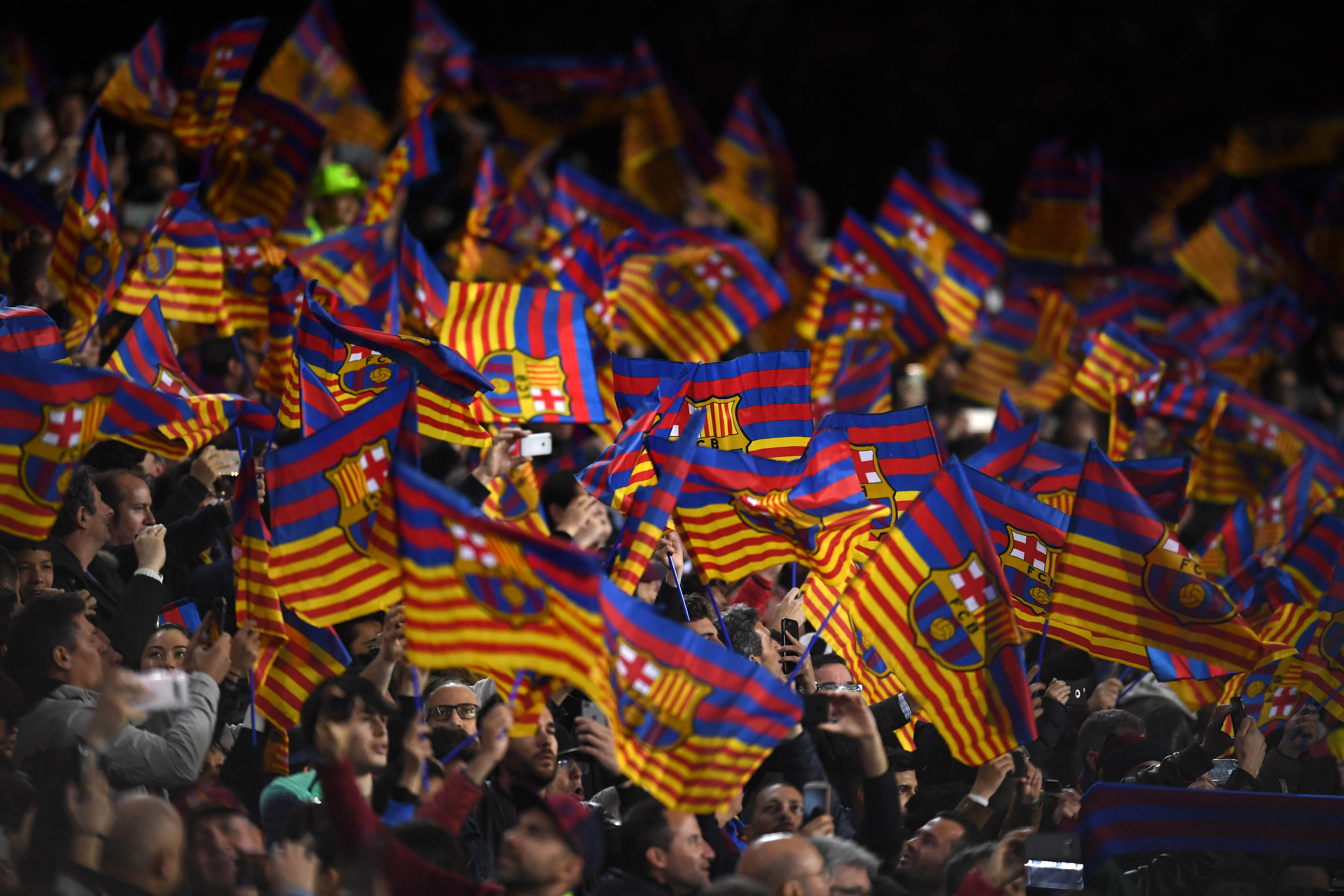 Фанаты «Барселоны»— одновременно ее владельцы