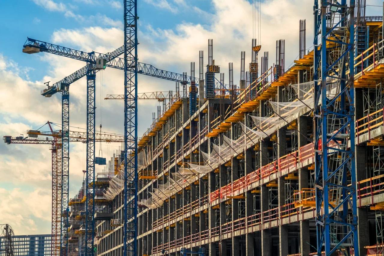 Строительство Национального космического центра