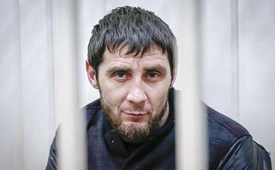 Арестованный по подозрению в причастности к убийству Бориса Немцова Заур Дадаев