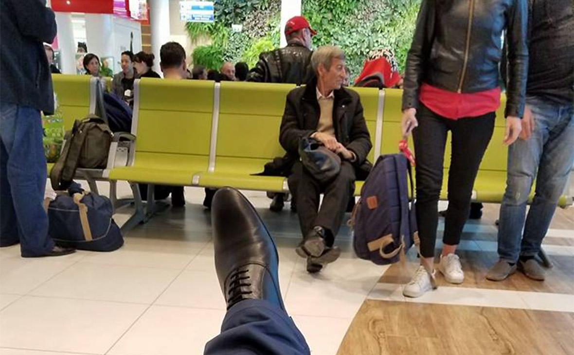 Фото:официальная страница аэропорта Кишинева в Facebook