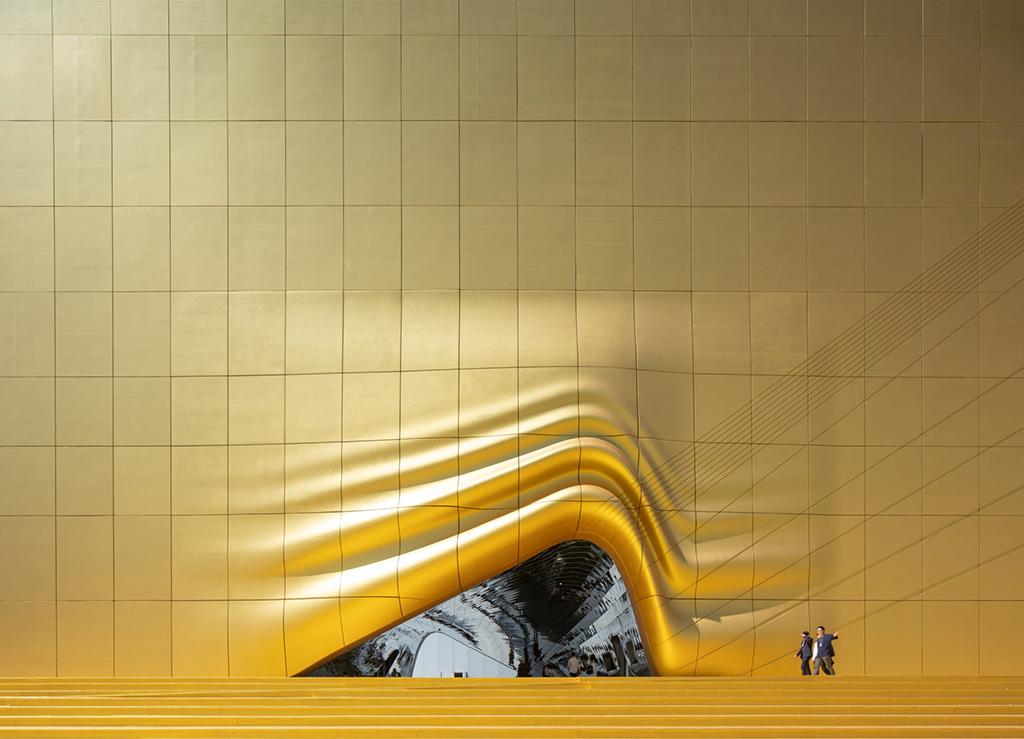 Развлекательный комплекс The Imprint в Южной Корее