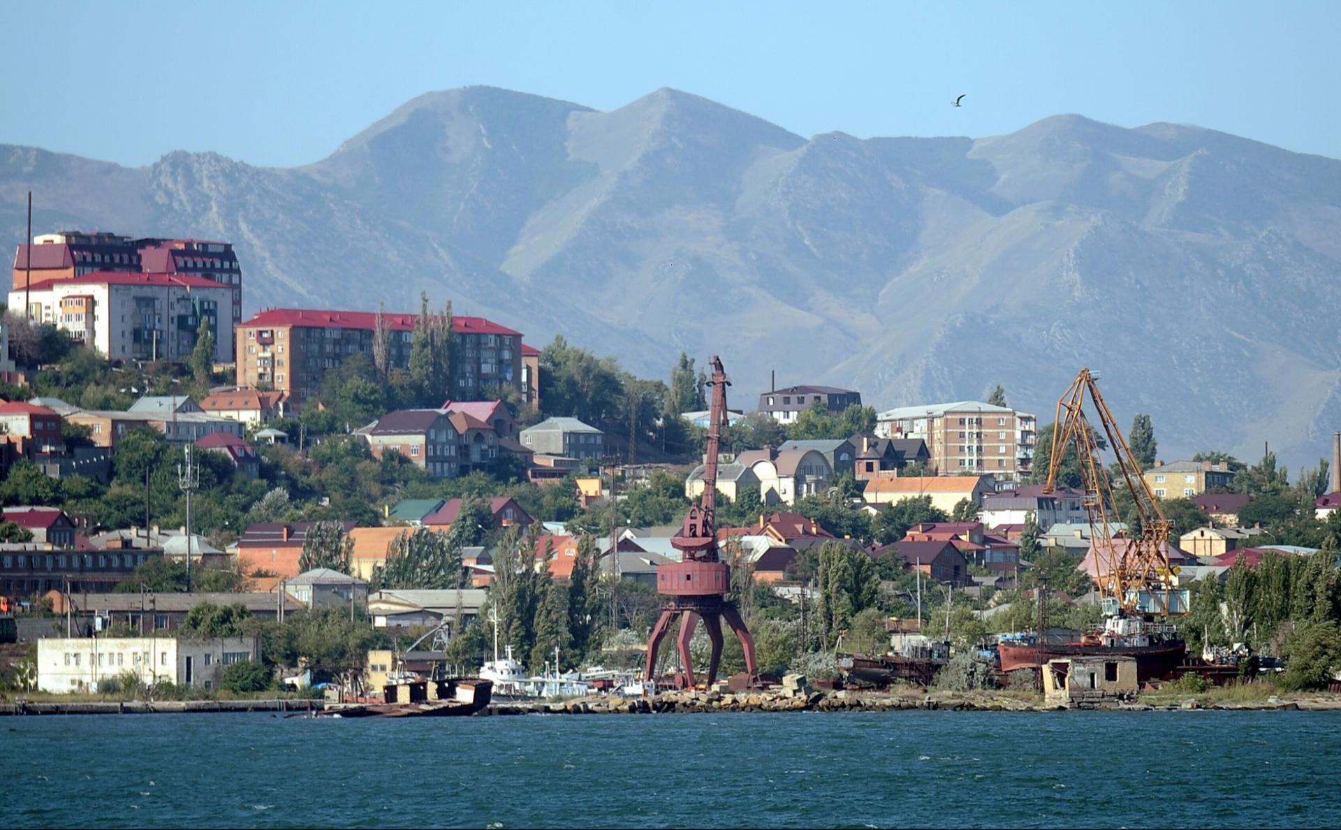 Порт Махачкалы