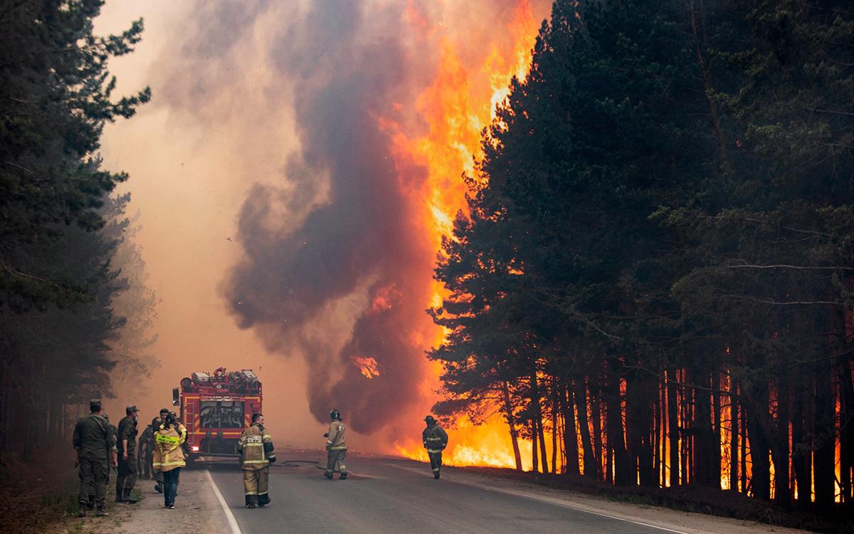 Фото: Максим Слуцкий / AP