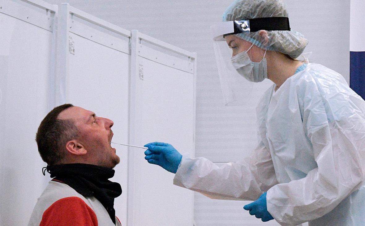 В России второй день подряд выявили меньше 9 тыс. заражений COVID