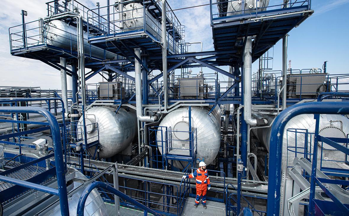 Фото: ПАО «Газпром нефть» / ТАСС