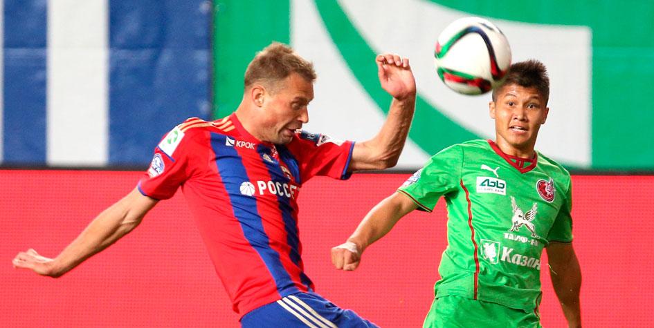 «Рубин» перевел игрока в отдел кадров из-за отказа подписывать контракт