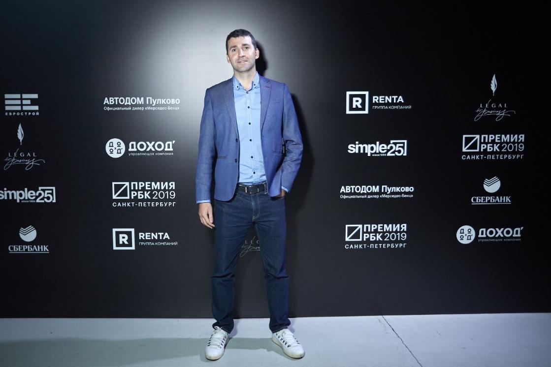 Фото:Андрей Корхов (Sarafan Technology, номинант)