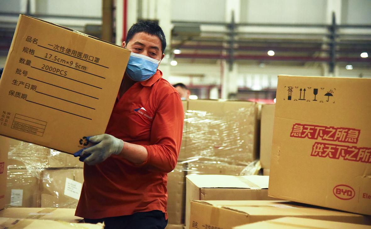 Фото:  Tian Jianchuan / XinHua / Global Look Press