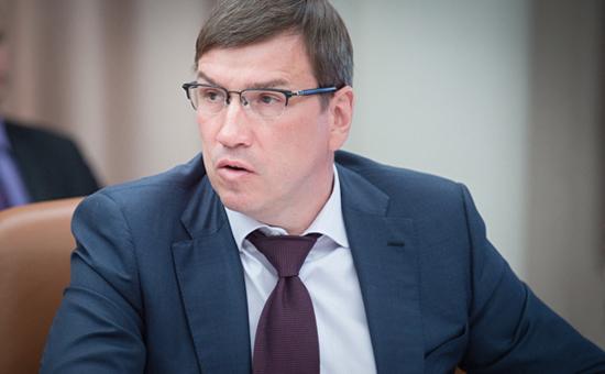 Руководитель департамента науки, промышленной политики ипредпринимательства города Москвы Олег Бочаров