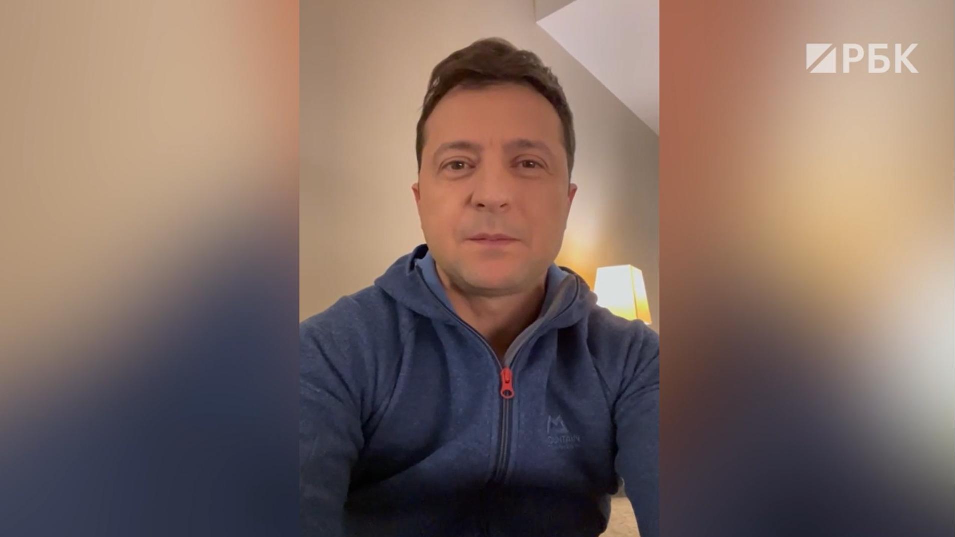 """Зеленский заявил, что «олигархической ветви власти» скоро настанет конец""""/>"""