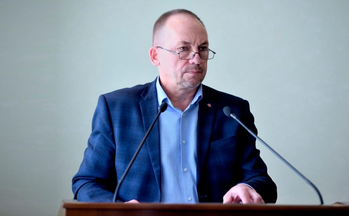 Георгий Щербак