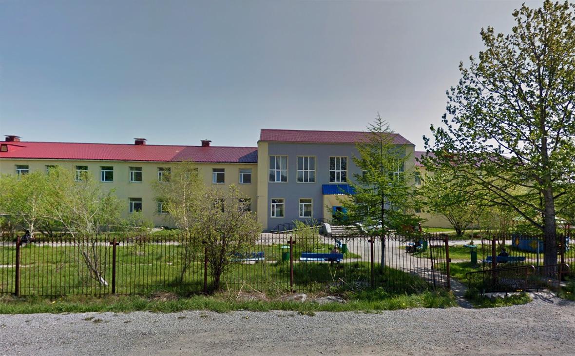 Дом-интернат общего типа для престарелых и инвалидов, Магадан