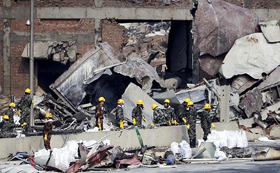 Китайская ловушка: почему катастрофа в Тяньцзине была предопределена