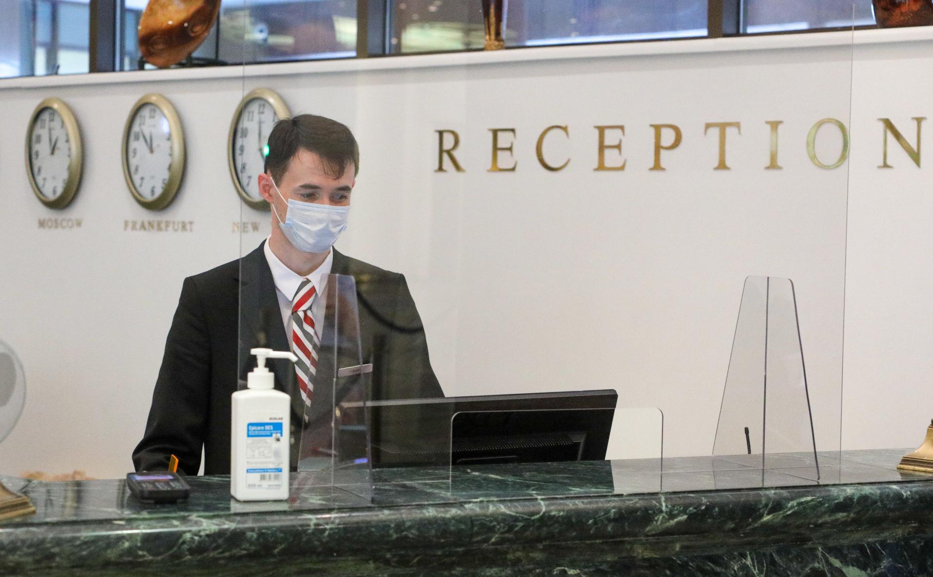 Часть отелей Москвы смогли вернуть спрос на уровень до пандемии