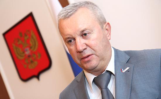 Начальник управления федеральной налоговой службы по Республике Крым Николай Кочанов