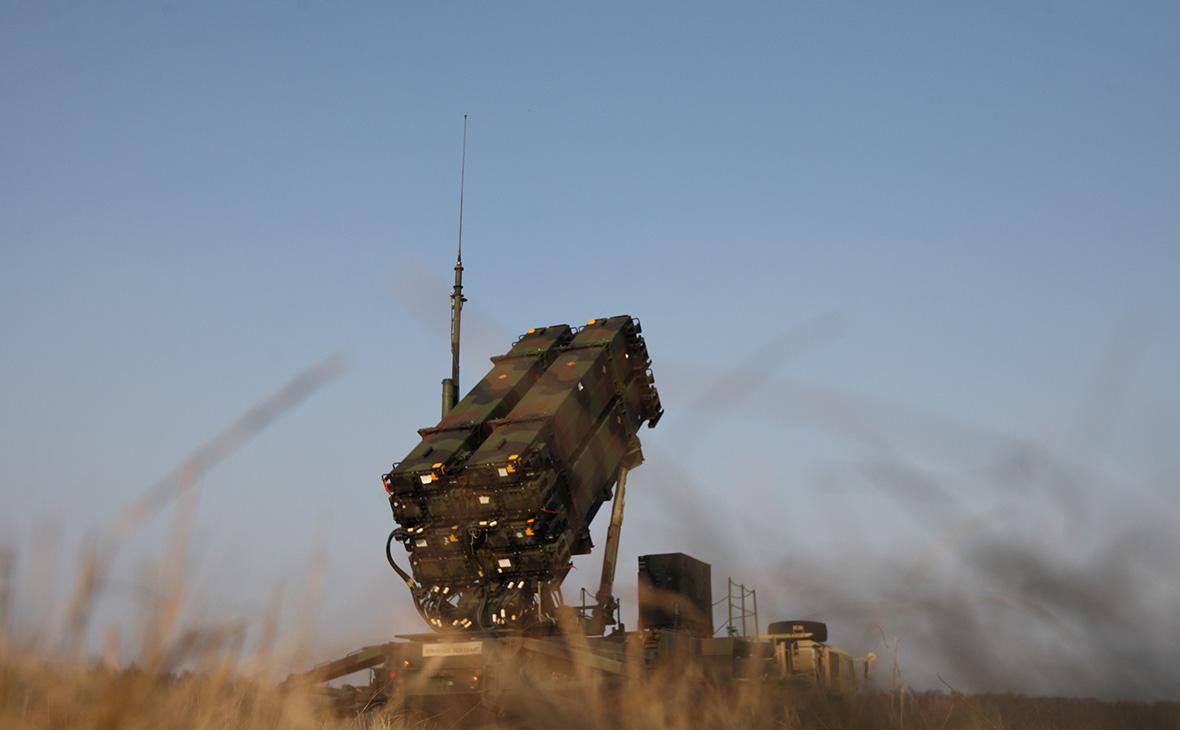 Зенинтно-ракетый комплекс Patriot