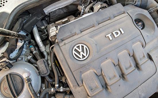 Дизельный двигатель VW