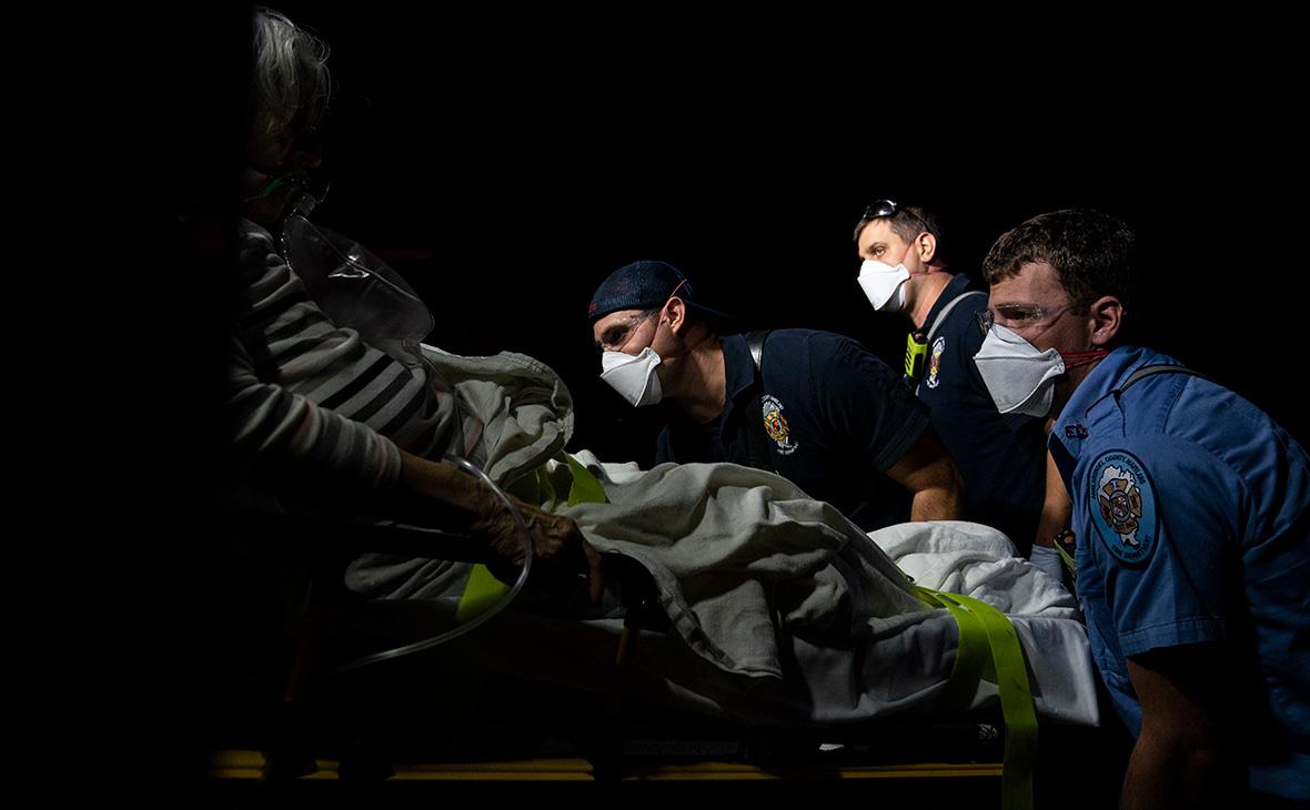 Фото: Alex Edelman / Getty Images