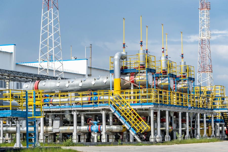 Фото:Газпром добыча Уренгой
