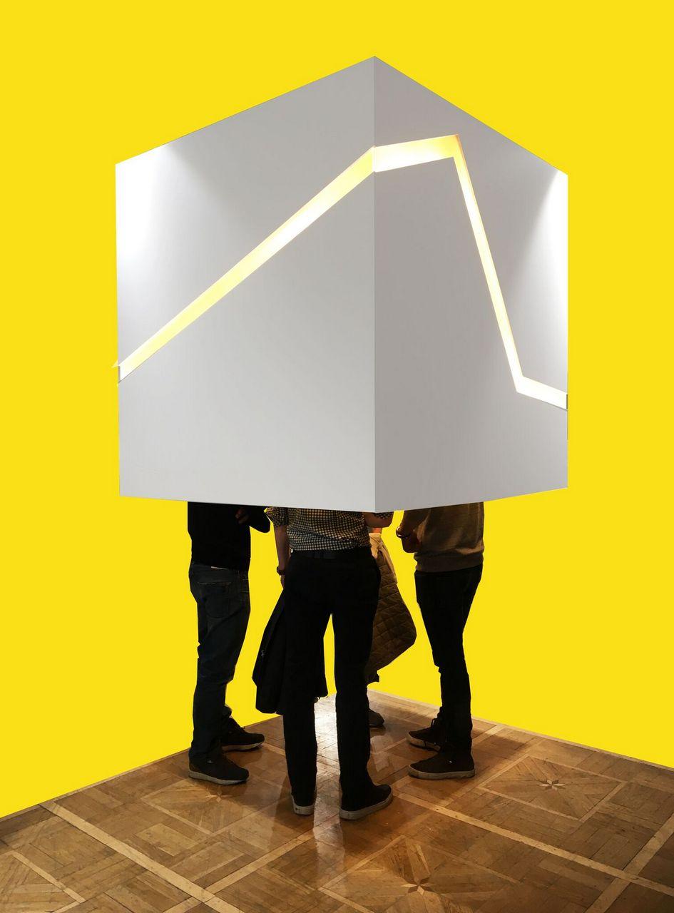 Инсталляция Insight. Автор: IND Architects