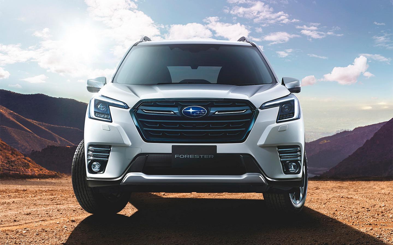 <p>Subaru Forester 2021</p>