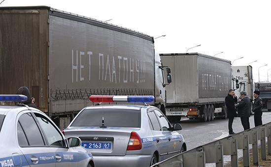 Опасный маршрут: чем грозит введение платы за проезд грузовиков бизнес