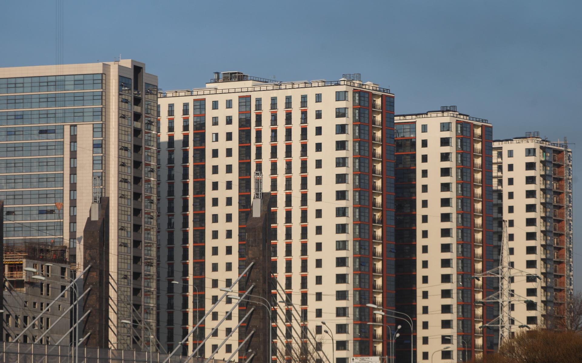 Апарт-комплекс в Санкт-Петербурге