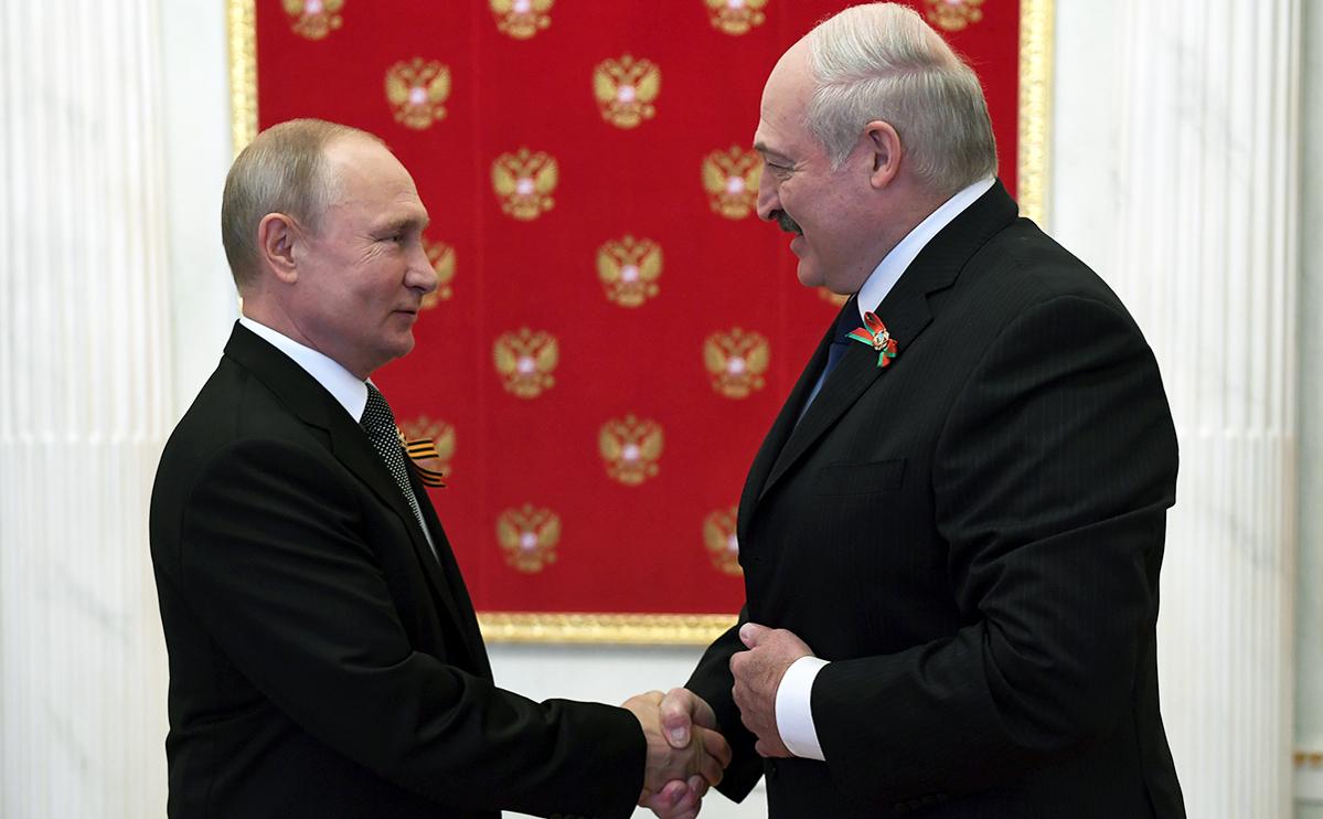 Лукашенко прилетел на переговоры с Путиным в Москву :: Город :: РБК