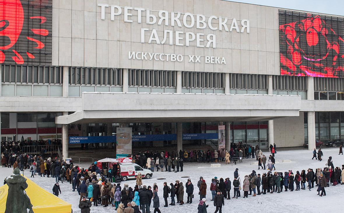 Здание ЦДХ на Крымском Валу полностью отойдет Третьяковке