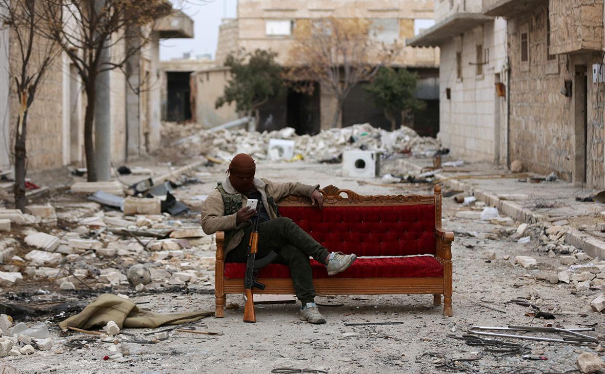 Город Эль-Баб, Сирия