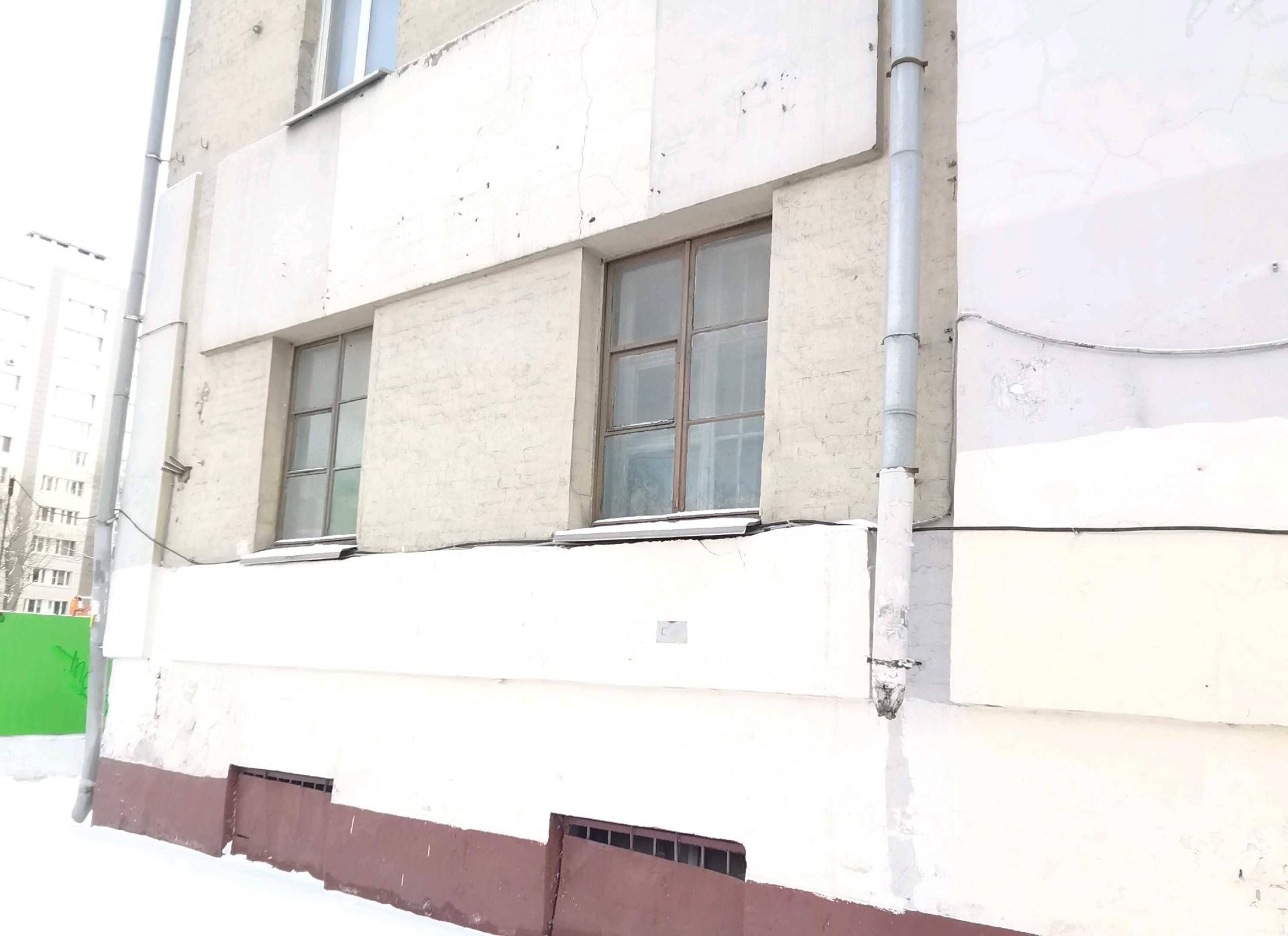 Дом № 58, строение 1 по Бакунинской улице