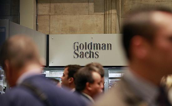 Инвестиционный банк Goldman Sachs в Нью-Йорке
