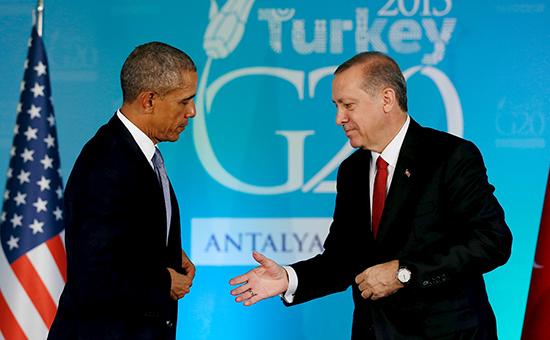 WSJ узнала о требованиях США к Турции усилить войска на границе с Сирией
