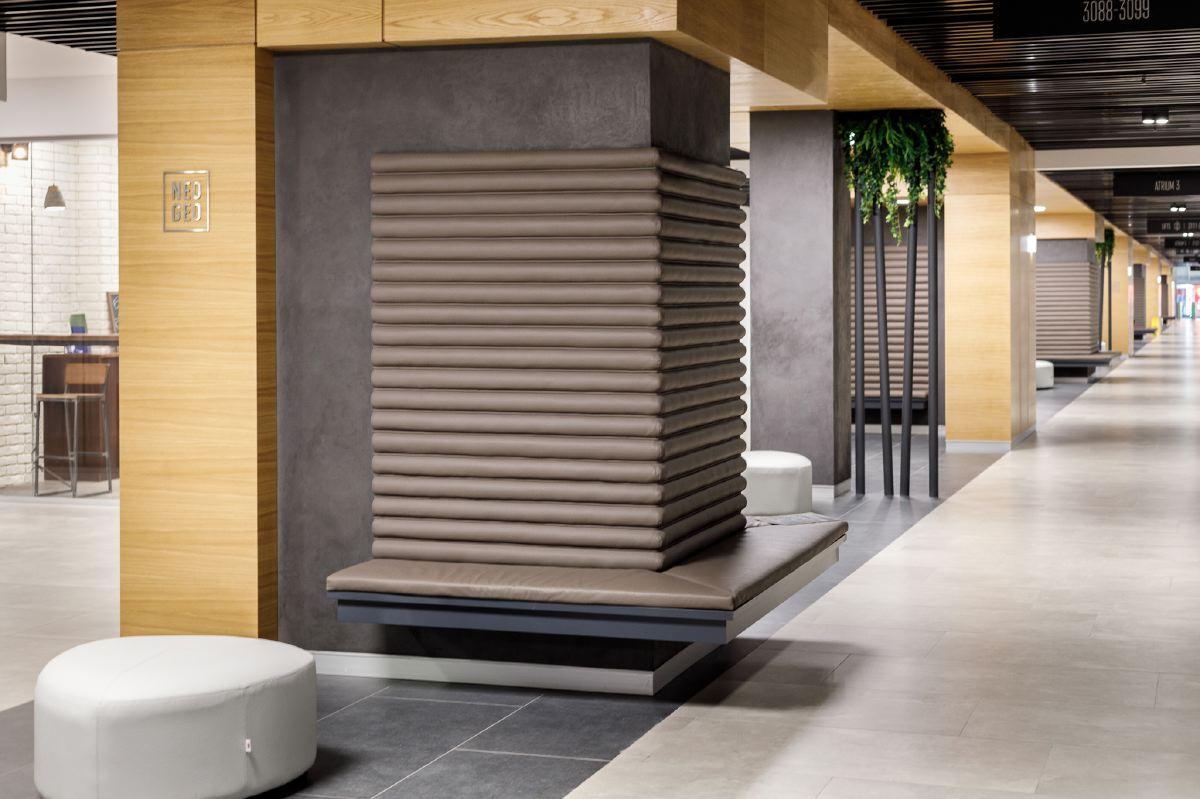 Фото:Бизнес-центр Neo Geo / архитектурное бюро T+T Architects