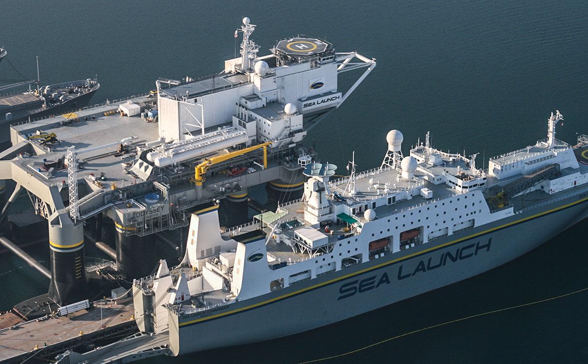 международный космодром — Морской Старт