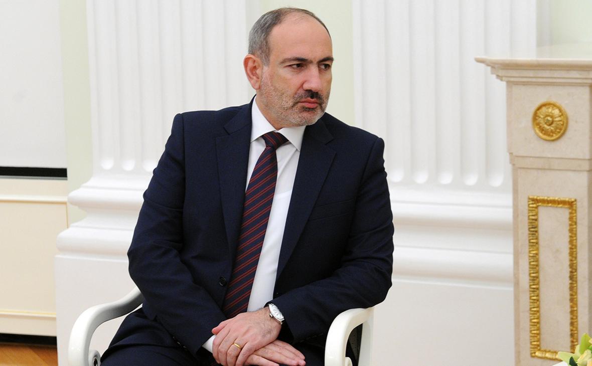 Никол Пашинян начнет предвыборную кампанию в Москве