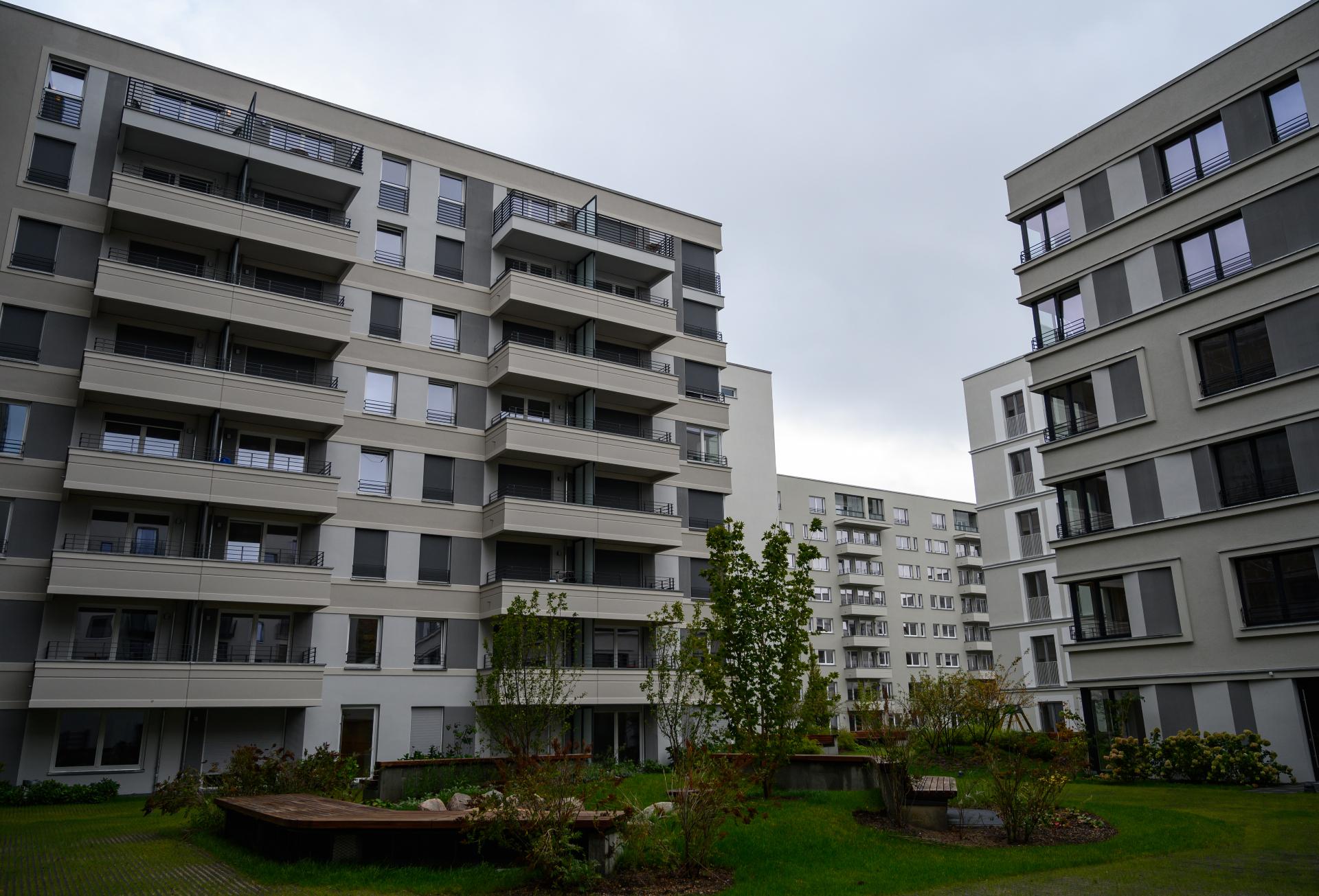Коливинг Spaces в Берлине